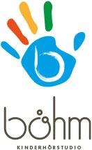 Böhm Kinderhörstudio Logo