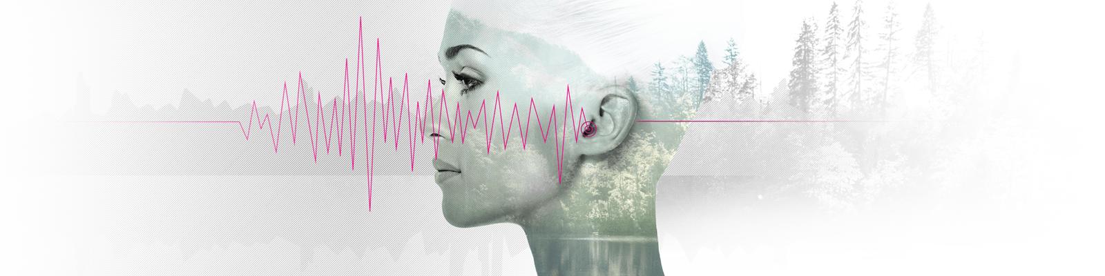 Tinnitus Slider Hintergrund
